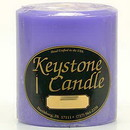 Keystone Candle FT4x4-Lav Lavender 4x4 Pillar Candles