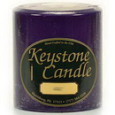 Keystone Candle FT4x4-Lilac Lilac 4x4 Pillar Candles
