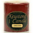 Keystone Candle FT4x4-Mulb Mulberry 4x4 Pillar Candles