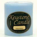 Keystone Candle FT4x4-OBreeze Ocean Breeze 4x4 Pillar Candles