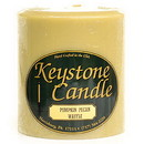 Keystone Candle FT4x4-PPW Pumpkin Pecan Waffles 4x4 Pillar Candles