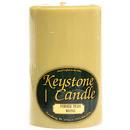 Keystone Candle FT4x6-PPW Pumpkin Pecan Waffles 4x6 Pillar Candles
