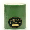 Keystone Candle FT6x6-Bay Bayberry 6x6 Pillar Candles