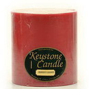 Keystone Candle FT6x6-FandM Frankincense and Myrrh 6x6 Pillar Candles