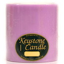 Keystone Candle FT6x6-HawGard Hawaiian Gardens 6x6 Pillar Candles