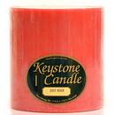 Keystone Candle FT6x6-JucPeach Juicy Peach 6x6 Pillar Candles