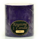 Keystone Candle FT6x6-Lilac Lilac 6x6 Pillar Candles