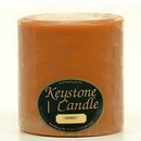 Keystone Candle FT6x6-Pumpk Spiced Pumpkin 6x6 Pillar Candles