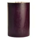 Keystone Candle FT6x9-Merlot Merlot 6x9 Pillar Candles