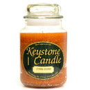 Keystone Candle J26-AutHar 26 oz Autumn Harvest Jar Candles
