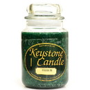 Keystone Candle J26-Balsam 26 oz Balsam Fir Jar Candles