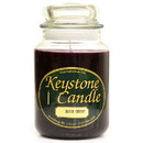Keystone Candle J26-BlCherry 26 oz Black Cherry Jar Candles