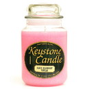 Keystone Candle J26-BRV 26 oz Black Raspberry Vanilla Jar Candles