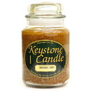 Keystone Candle J26-CCakes 26 oz Christmas Cakes Jar Candles