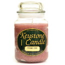 Keystone Candle J26-CinnStick 26 oz Cinnamon Stick Jar Candles