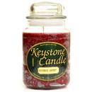 Keystone Candle J26-CranChut 26 oz Cranberry Chutney Jar Candles