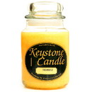 Keystone Candle J26-Creams 26 oz Creamsicle Jar Candles