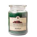 Keystone Candle J26-Eucal 26 oz Eucalyptus Jar Candles