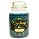 Keystone Candle J26-FrRain 26 oz Fresh Rain Jar Candles