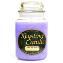Keystone Candle J26-LemLav 26 oz Lemon and Lavender Jar Candles