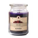 Keystone Candle J26-Lilac 26 oz Lilac Jar Candles
