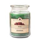 Keystone Candle J26-Pine 26 oz Pine Jar Candles