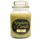 Keystone Candle J26-PPW 26 oz Pumpkin Pecan Waffles Jar Candles