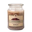 Keystone Candle J26-Sandal 26 oz Sandalwood Jar Candles