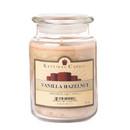 Keystone Candle J26-VanHaz 26 oz Vanilla Hazelnut Jar Candles