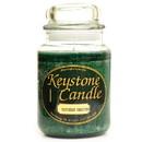 Keystone Candle J26-VicChristmas 26 oz Victorian Christmas Jar Candles