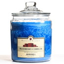 Keystone Candle J64-BlCob 64 oz Blueberry Cobbler Jar Candles