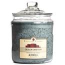 Keystone Candle J64-CCotton 64 oz Clean Cotton Jar Candles