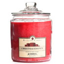Keystone Candle J64-ChrisEss 64 oz Christmas Essence Jar Candles