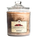 Keystone Candle J64-CinnStick 64 oz Cinnamon Stick Jar Candles