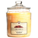 Keystone Candle J64-Creams 64 oz Creamsicle Jar Candles
