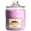 Keystone Candle J64-HawGard 64 oz Hawaiian Gardens Jar Candles