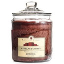 Keystone Candle J64-HazCoffee 64 oz Hazelnut Coffee Jar Candles