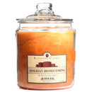 Keystone Candle J64-HolHome 64 oz Holiday Homecoming Jar Candles
