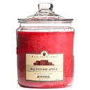 Keystone Candle J64-MacApp 64 oz Macintosh Apple Jar Candles