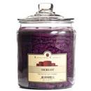 Keystone Candle J64-Merlot 64 oz Merlot Jar Candles