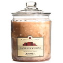 Keystone Candle J64-MSB 64 oz Maple Sticky Buns Jar Candles