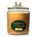Keystone Candle J64-PumCarSw 64 oz Pumpkin Caramel Swirl Jar Candles