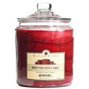 Keystone Candle J64-RedVelvet 64 oz Red Velvet Cake Jar Candles