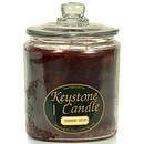 Keystone Candle J64-Redwood 64 oz Redwood Cedar Jar Candles