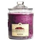 Keystone Candle J64-SpPlum 64 oz Spiced Plum Jar Candles