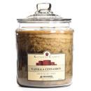 Keystone Candle J64-VanCinn 64 oz Vanilla Cinnamon Jar Candles