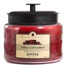 Keystone Candle M64-AppCinn 70 oz Montana Jar Candles Apple Cinnamon