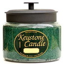 Keystone Candle M64-Balsam 70 oz Montana Jar Candles Balsam Fir