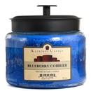 Keystone Candle M64-BlCob 70 oz Montana Jar Candles Blueberry Cobbler