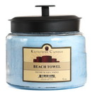 Keystone Candle M64-BTowel 70 oz Montana Jar Candles Beach Towel